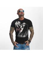 Yakuza T-shirt Deadly Kiss nero