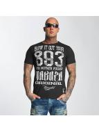 Yakuza T-Shirt Blow It Out noir