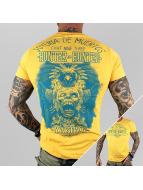 Yakuza T-Shirt Hunter And Hunters orange