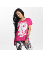 Yakuza t-shirt All Thats Left Limid pink