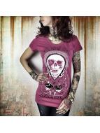 Yakuza T-Shirt Matrjoschka rosa