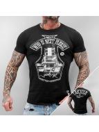 Yakuza T-Shirt Who Is Next schwarz