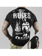 Yakuza T-Shirt Break The Rules schwarz