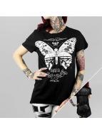 Yakuza T-Shirt Moth Limpid schwarz