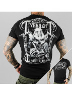 Yakuza T-Shirt Fight Club schwarz