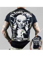 Yakuza T-Shirt Flying High schwarz