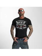Yakuza T-Shirt Violent Society schwarz