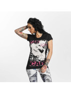 Yakuza T-Shirt Care schwarz