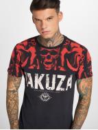 Yakuza T-shirt SICK n FxCK svart
