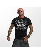 Yakuza Death Will Find You T-Shirt Black