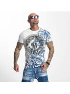 Yakuza t-shirt Club turquois