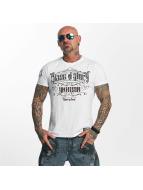 Yakuza Blaze N Glory T-Shirt White