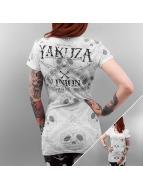 Yakuza T-Shirt Union weiß