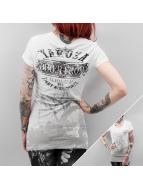 Yakuza T-Shirt Biker weiß
