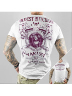 Yakuza T-Shirt Oldest Butchers weiß