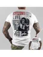 Yakuza T-Shirt Love Before Breakfast weiß