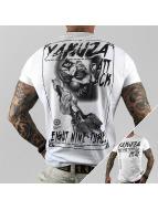Yakuza T-Shirt Attack weiß