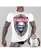 Yakuza T-Shirt Brute Devil weiß