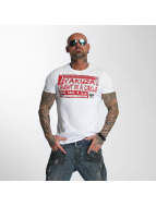 Yakuza T-Shirt Take A Seat white