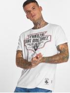 Yakuza t-shirt Jesus wit