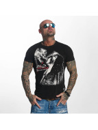 Yakuza t-shirt Deadly Kiss zwart