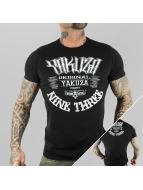 Yakuza t-shirt 893 Mayhem zwart