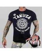 Yakuza t-shirt TSB9007 zwart