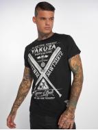 Yakuza t-shirt Streetwar zwart