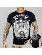Yakuza t-shirt Hellway zwart