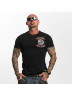 Yakuza t-shirt Hell Rider zwart