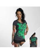 Yakuza T-shirtar No Light grå