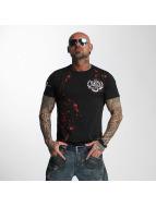 Yakuza T-shirtar Killed By Fame svart