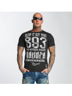 Yakuza T-shirtar Blow It Out svart