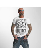 Yakuza T-shirtar Blow It Out vit