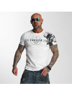 Yakuza T-shirtar Yent vit