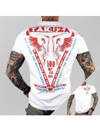 Yakuza T-Shirts Happy Hour beyaz