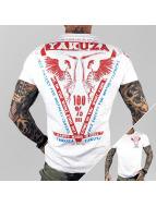 Yakuza T-Shirty Happy Hour bialy