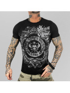 Yakuza T-Shirty Inked in Blood czarny