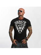 Yakuza T-Shirty Armed Society czarny