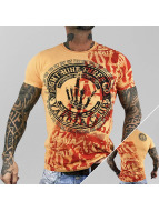 Yakuza T-Shirty Club pomaranczowy