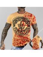 Yakuza T-skjorter Club oransje