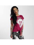Yakuza T-skjorter Siren Knot red