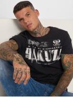 Yakuza T-skjorter OK! svart