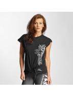 Yakuza T-skjorter Bandeau svart