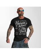 Yakuza T-skjorter Jailhouse svart
