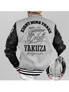Yakuza Collegetakit Summer of Death harmaa