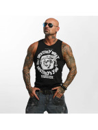 Yakuza Tank Tops Destroy black