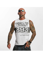 Yakuza Yent Trucker Tank Top White