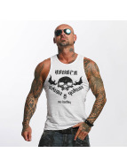 Yakuza One Love Tank Top White