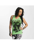 Yakuza Tank Tops All Thats Left green